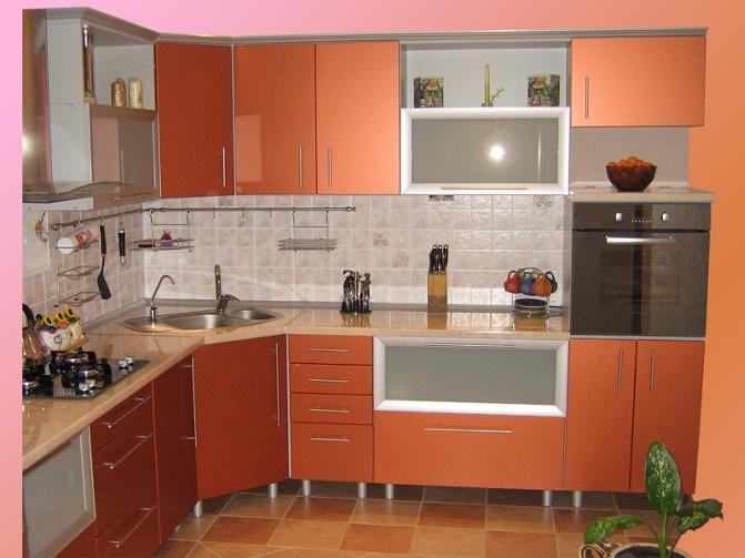 Бюджетная кухня дизайн