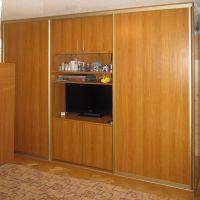 Мебель с открытым средним отсеком